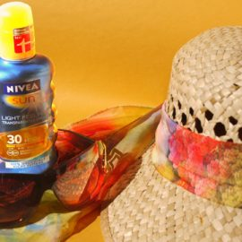 Sunscreen Protection: Make it a Habit
